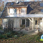 Anbauten an ein Wohnhaus in Sage, Zimmerei 862 GmbH