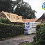 Revitalisierung einer Scheune in Wiefelstede, Zimmerei 862 GmbH