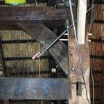 Instandsetzung von Ständerwerk und Balkenlage eines Bauernhauses in Neuenkruge, Zimmerei 862 GmbH