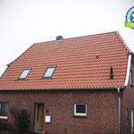 Dachsanierung mit Neubau von Schleppdachgaube in Westerstede, Zimmerei 862 GmbH