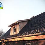 Dachsanierung in Hatten, Zimmerei 862 GmbH