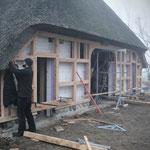 Fachwerk in Hoffe, Zimmerei 862 GmbH