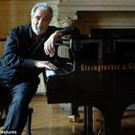 Plácido Domingo, pianista