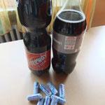 Cola Experimente