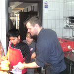 Patrick Schmidt vom Restaurant Kulinaria