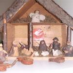 Bilder aus dem weihnachtlichen Gebensbach 2014