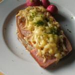 Bayern Toast ein Rezept von Crea Food