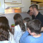 ..mit Patrick Schmidt vom Kulinaria