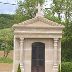 Chapelle en pierre de taille