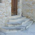 Escalier en pierre #escalierpierremassive
