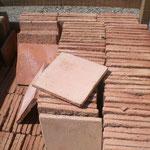 carreaux terre-cuite, brique foraine, tomette