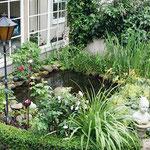 Haus Hildegard: Forellenteich