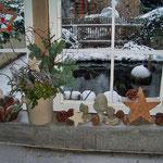 Haus Hildegard: Forellenteich Winter