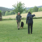 Bila und Birgit, Veteranenklasse