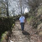 Sur les sentiers de randonnée