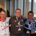 Wir sind tolerant und können auch mal St. Pauli in die Mitte nehmen...