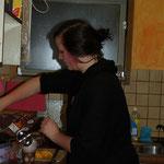 Glögg kochen :)