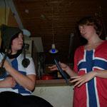 Norwegen versucht mit Finnland zu reden