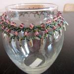 umperlete Vase
