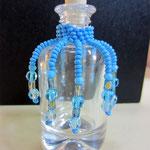 Perlenflasche
