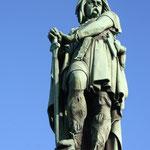 Vercingétorix, statue à Alésia