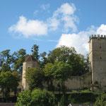Montbard : le château de Buffon