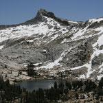 Budd Lake auf rd. 3.000 m Seehöhe