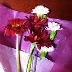 きれいなお花☆ありがとうございます!!