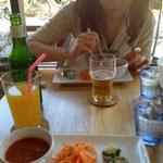 鎌倉でランチ、飲んじゃいました(^^)