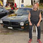 Mitglieder vom Autoclub Pontiac-Club.ch