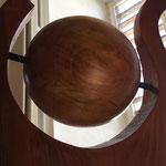 Markus Bossert und seine Holzskulpturen