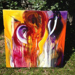 """100x100x4 """"Full With angels and LiWingFuns"""""""