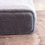 détail du coussin tissu Casal
