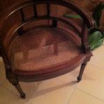 fauteuil à restaurer