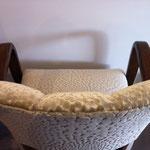 fauteuil bridge détail