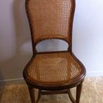chaise Louis XVI à restaurer