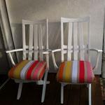 fauteuil d'estérieur tissu Artiga