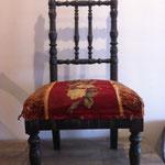 Chaise Napoléon III avant