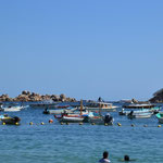 Fischer- und Ausflugsboote