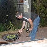 Eric grillt Kaktus