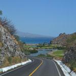 Anfahrt auf Loreto