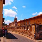 """Patzcuaro, ein """"Pueblo magico"""" (magisches Dorf)"""