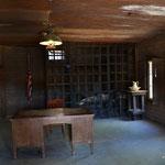 Das Büro des Sheriffs