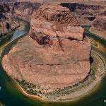Horseshoe Bend, eines der grandiosesten Werke der Natur, finde ich