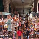 Markt unter den Arkaden