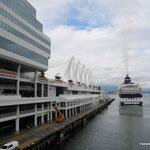 Canada Place Kreuzfahrtschiff-Terminal
