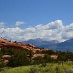 Auf dem Weg nach Moab
