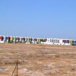 Wohnsiedlung in La Paz