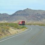 Auf dem Highway 169