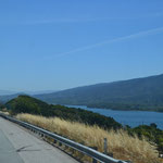 San Andreas Graben